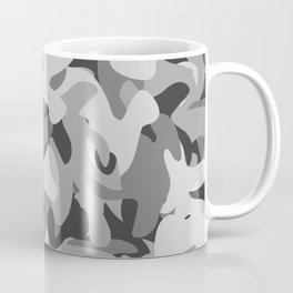 Camouflage Industrial Style Coffee Mug