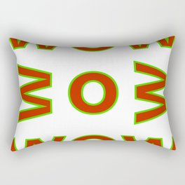 WOW BOB WOW Rectangular Pillow