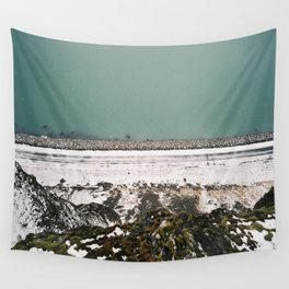 iceland view 01 Wall Tapestry