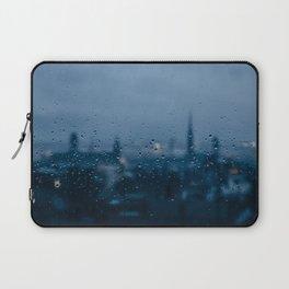 Rainy Rouen Laptop Sleeve