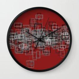Lawn Chair Wall Clock