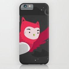 Amaranth night owl Slim Case iPhone 6s