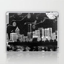 Portland Oregon Skyline Laptop & iPad Skin