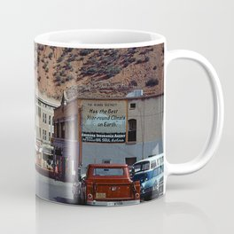 Downtown Bisbee in days gone by, 1972 Coffee Mug