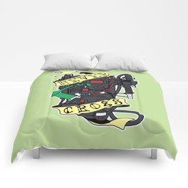 Never Cross Comforters