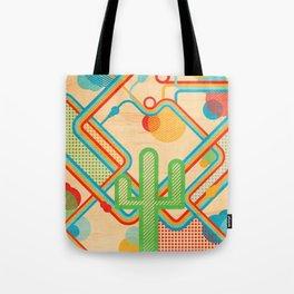 Cactus Dreams Tote Bag