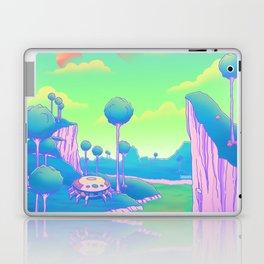 Planet Namek Laptop & iPad Skin
