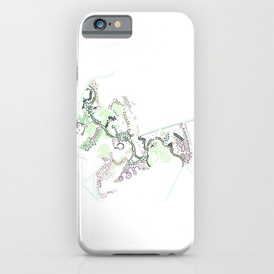 City of Plants iPhone & iPod Case