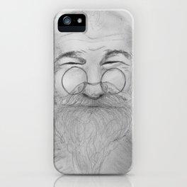 Happy Grandpa iPhone Case