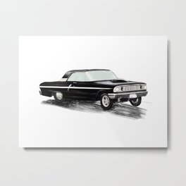 Fast Car and Freedom  Metal Print