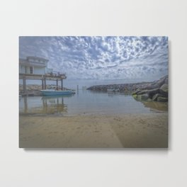 Calm Waters. Metal Print