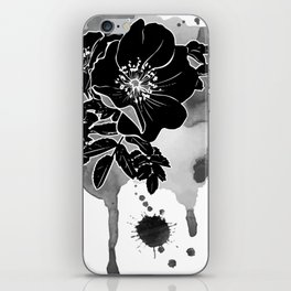 La flor de mi secreto iPhone Skin