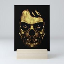 Angry Skull Monster Poster Mini Art Print