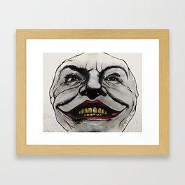 Joker 1989 Framed Art Print