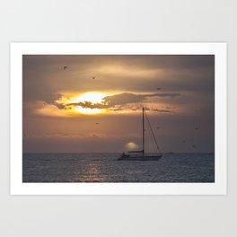 Mediterranean I Art Print