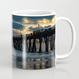 South Side Oceanside Pier ~10-2015 Coffee Mug