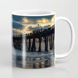 South Side Oceanside Pier ~10-2015 Coffee Mug