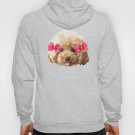 Baby Poodle Hoody