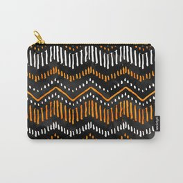 Handpainted Boho, Fall Carry-All Pouch