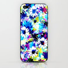 Floral 2 iPhone & iPod Skin