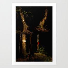 treecombo Art Print