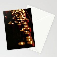 Candles for the Madonna Stationery Cards