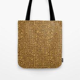 Ornament ethnic Tote Bag