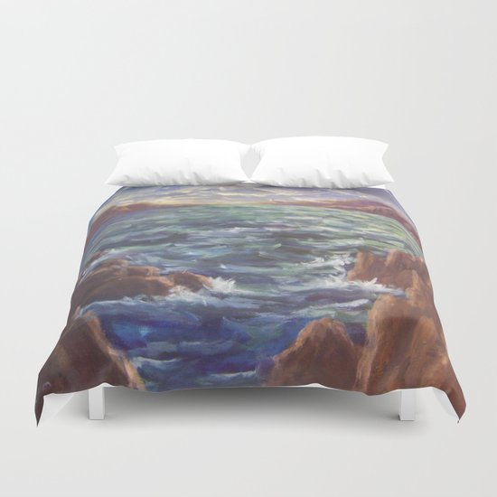 Lighthouse in the Distance AC150426 Duvet Cover