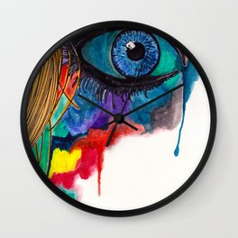Somewhere only I know.... Wall Clock