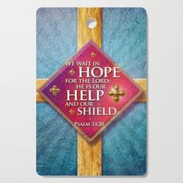 Our Shield Cutting Board
