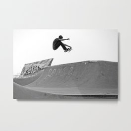 Andrae - Frontside Air  Metal Print