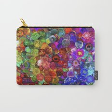 Cosmic Marbles Carry-All Pouch