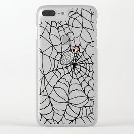 The Fly Clear iPhone Case