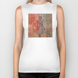 The Triumphal Entry Biker Tank