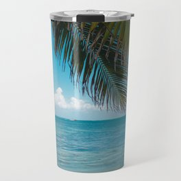 Palm Tree Life Travel Mug