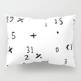 MATH Pillow Sham