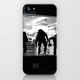 Looting NYC 2020 iPhone Case