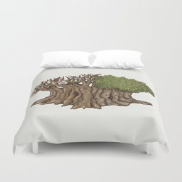 Legendary Tree Duvet Cover
