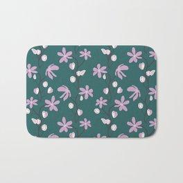 Floral Melody Bath Mat