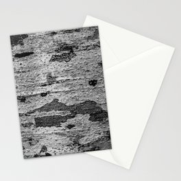 Tree Texture Camouflage Pattern Stationery Cards