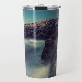 Moonlit Shores Travel Mug