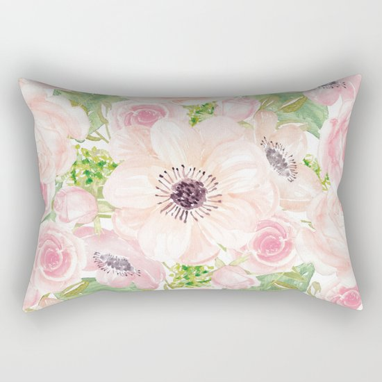 Spring is in the air #33 Rectangular Pillow
