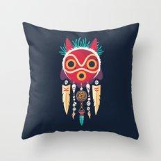 Spirit Catcher Throw Pillow