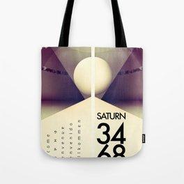 Saturn 3468 Tote Bag