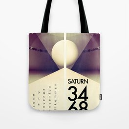 Saturn 3468 Tote Bag