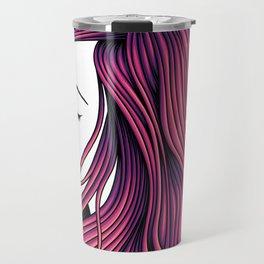 Chroma Flow - Grape Travel Mug