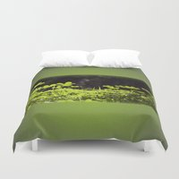 clover Duvet Covers featuring Clover by Thomas Ray Publishing