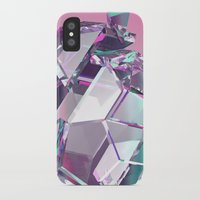 bucky iPhone & iPod Cases featuring Bucky II by manso