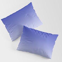 Ombre Zaffre Blue Duotone Pillow Sham