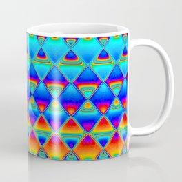 neon tiles Coffee Mug
